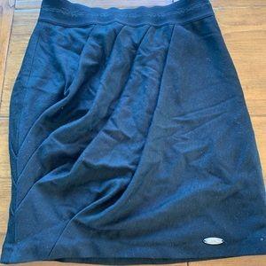 Lacoste wool mini skirt